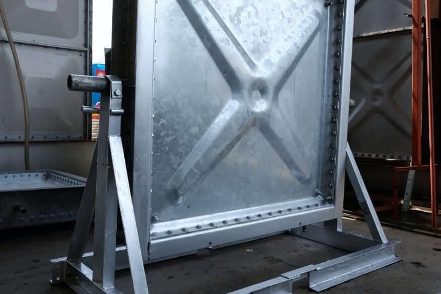 Sunnik Stainless Steel Panel Water Tanks 7